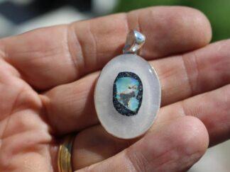 Pendentif Opal Quartz
